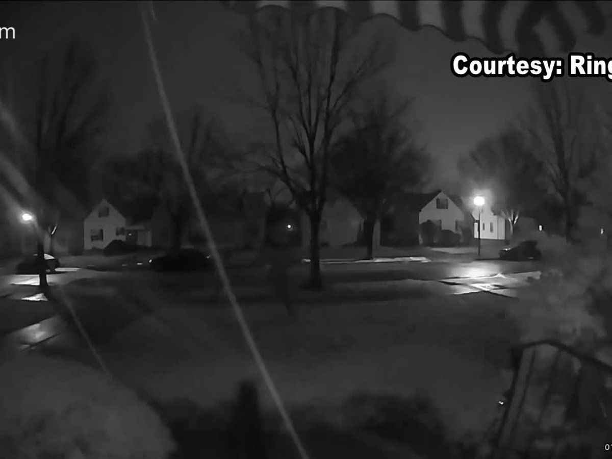 Dramatic shooting caught on Euclid homeowner's Ring doorbell camera (video)