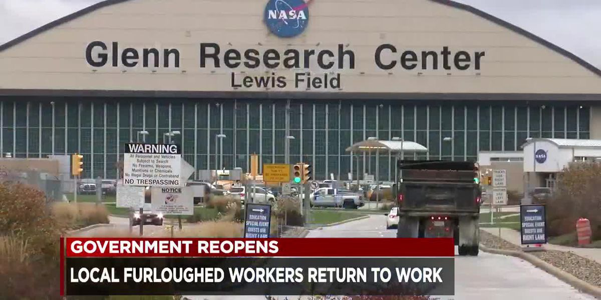 NASA's Glenn Research Center employees to get retroactive pay by Jan. 30 & 31