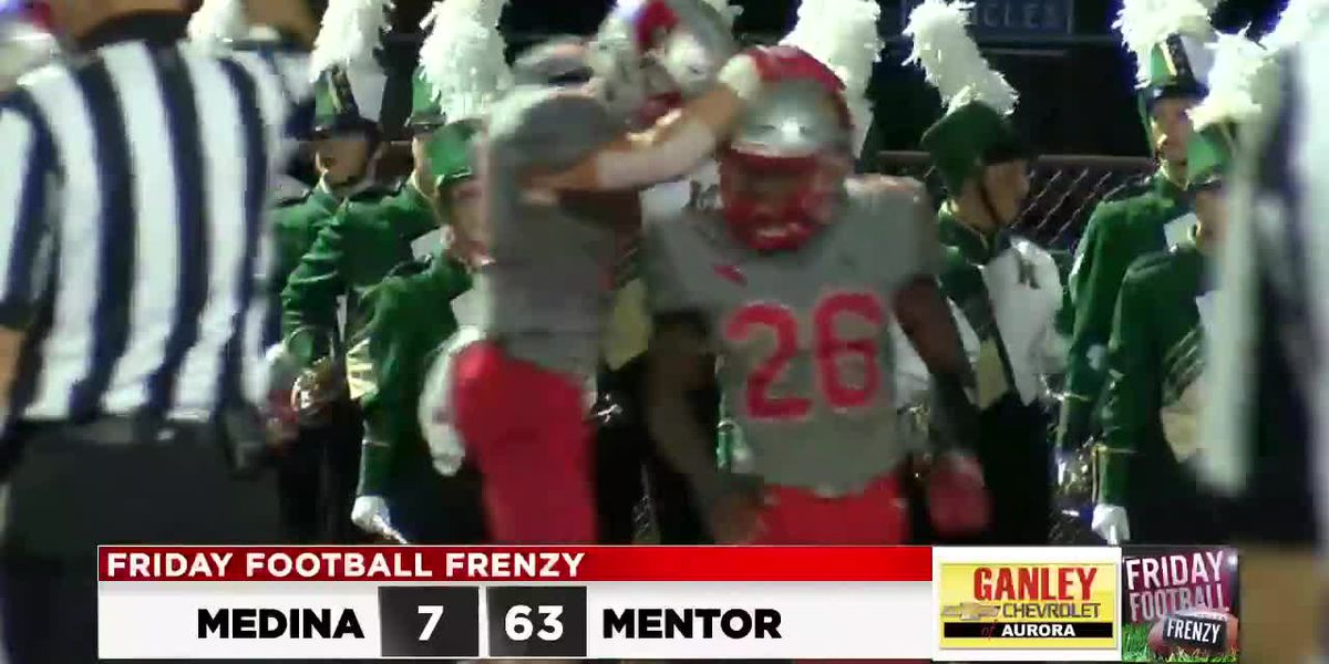 Friday Football Frenzy (part2) 9-27-19