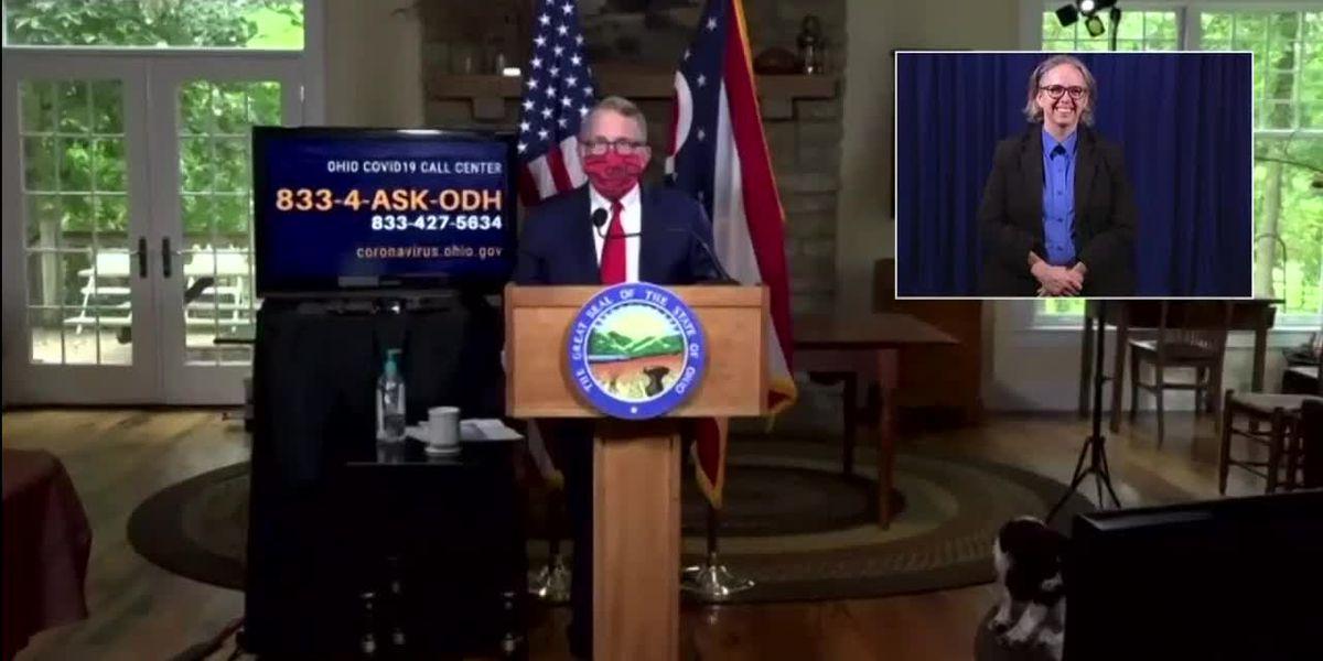 'Ridiculous internet rumors': Gov. DeWine dispels claims of mandatory 'FEMA camps' for quarantine