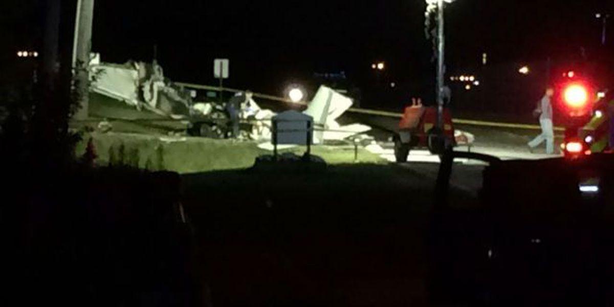 Deadly plane crash near Cuyahoga County Airport