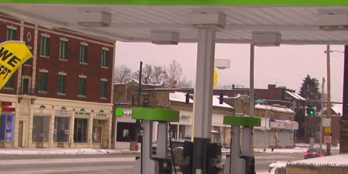 Express Gas station in East Cleveland remains closed Friday