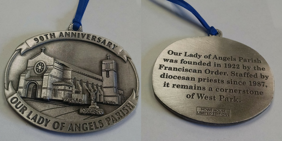 Limited edition coins stolen during Our Lady of Angels church break-in