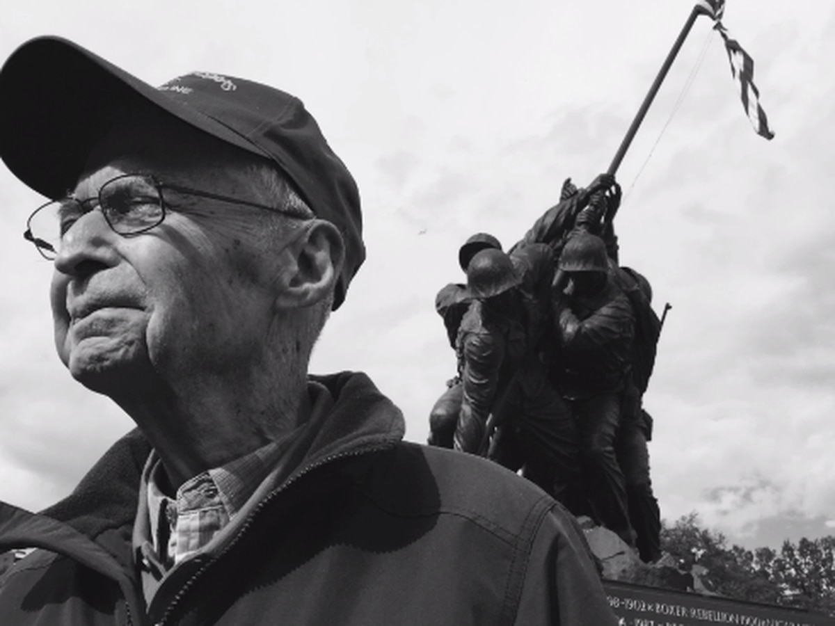 Flight of a lifetime: Cleveland veterans revisit wartime past, honor fallen heroes