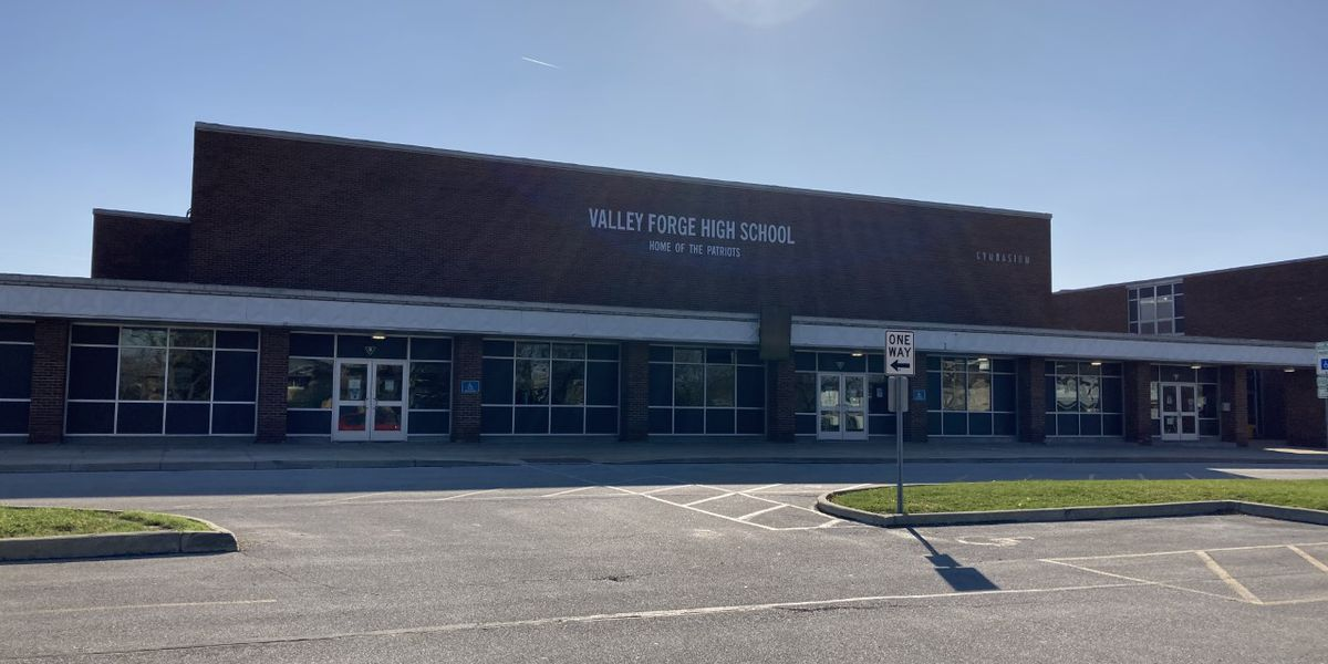 Valley Forge High School basketball, football teams on quarantine after player tests positive for COVID-19
