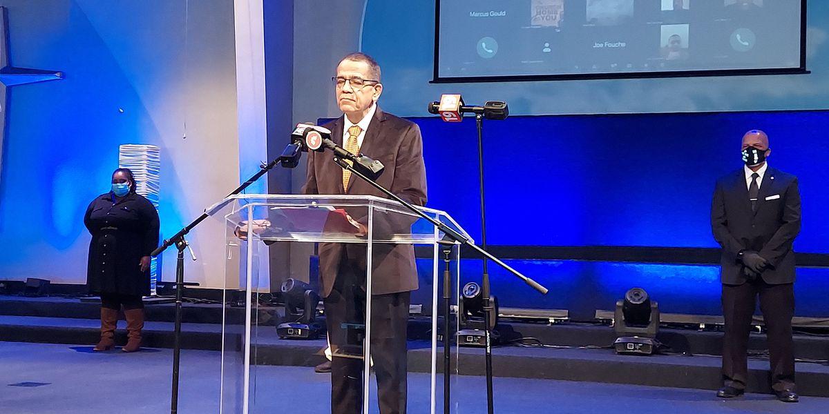 Black and brown pastors unite to battle COVID-19