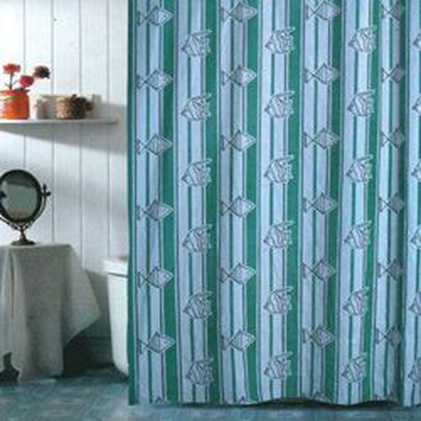 Toxic Shower Curtains