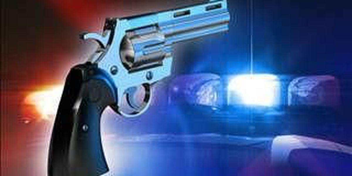 Shot fired inside a Bedford church building