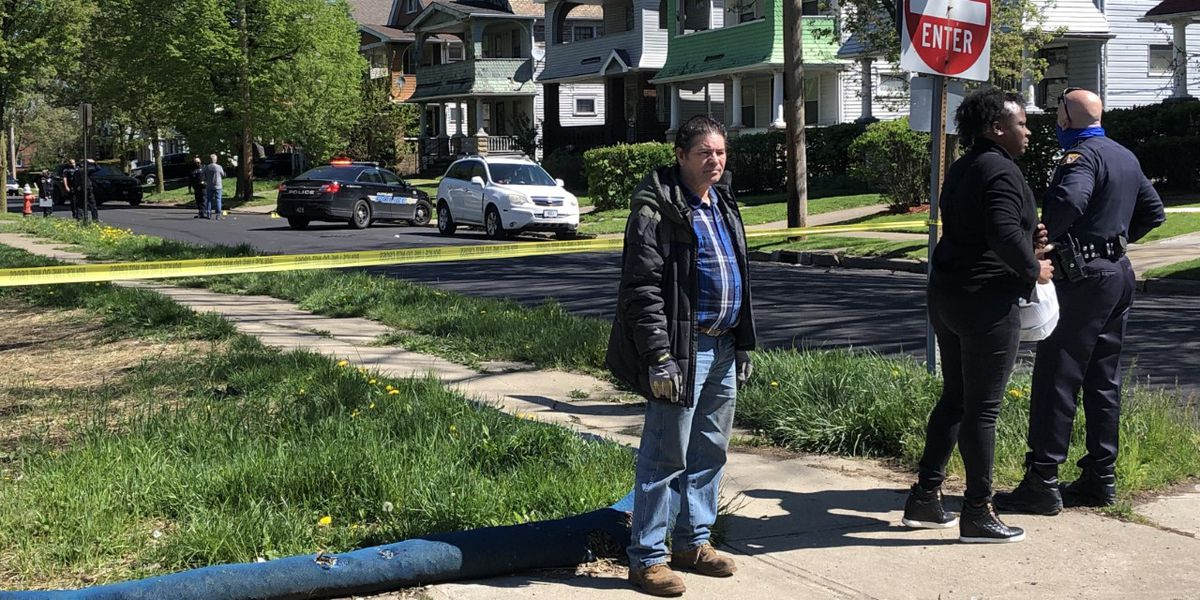 32-year-old man identified as homicide victim; police say he was panhandling in Cleveland