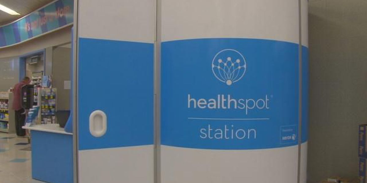 Healthspot offers new option for healthcare in Ohio