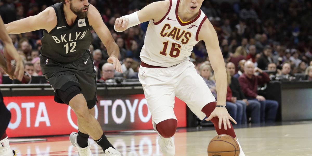 Nets turn on jets in win over Cavaliers