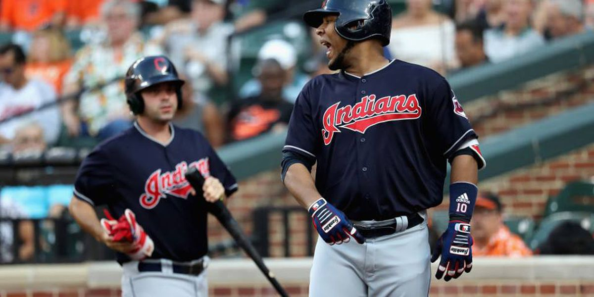 Indians release starting lineup vs. the Twins
