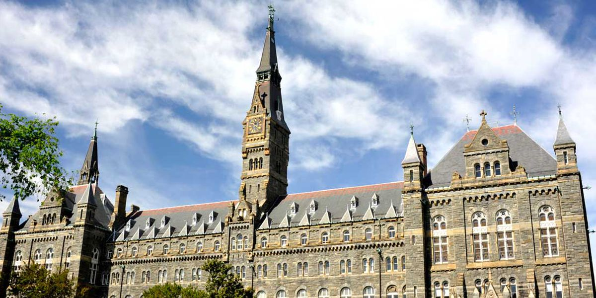Sunny Side Up: Student suing to block his expulsion from Georgetown