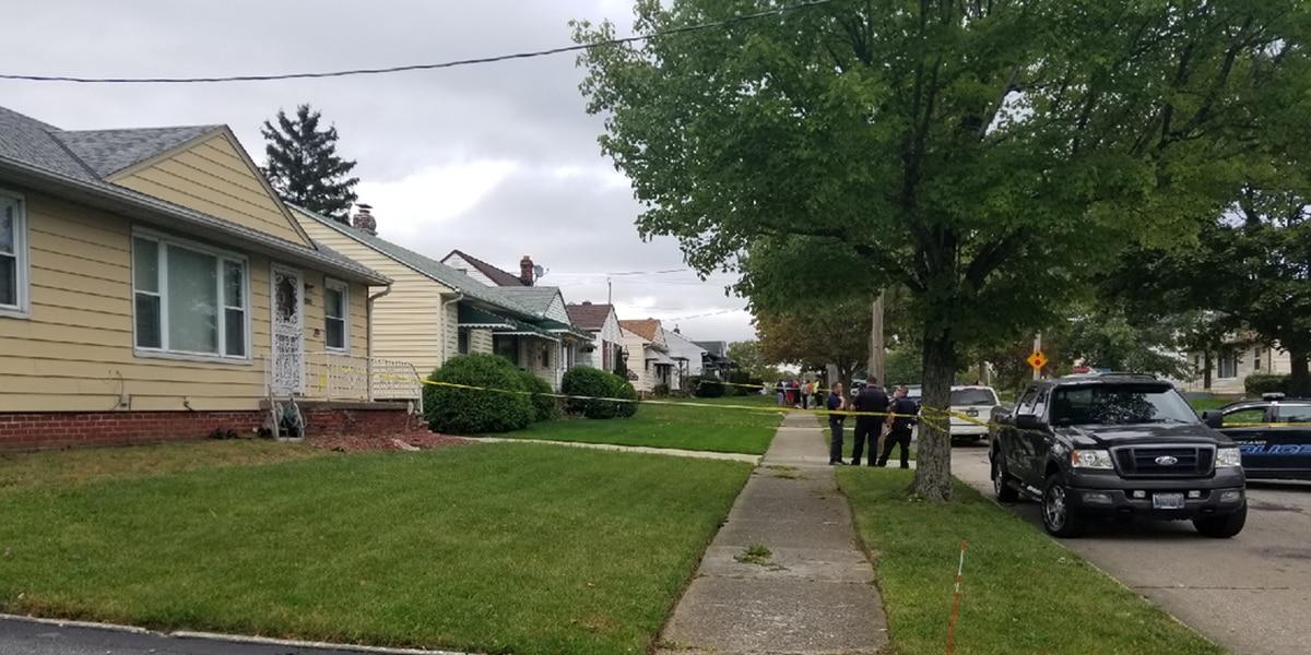 2 men dead in brutal daytime shooting in Cleveland; suspect detained