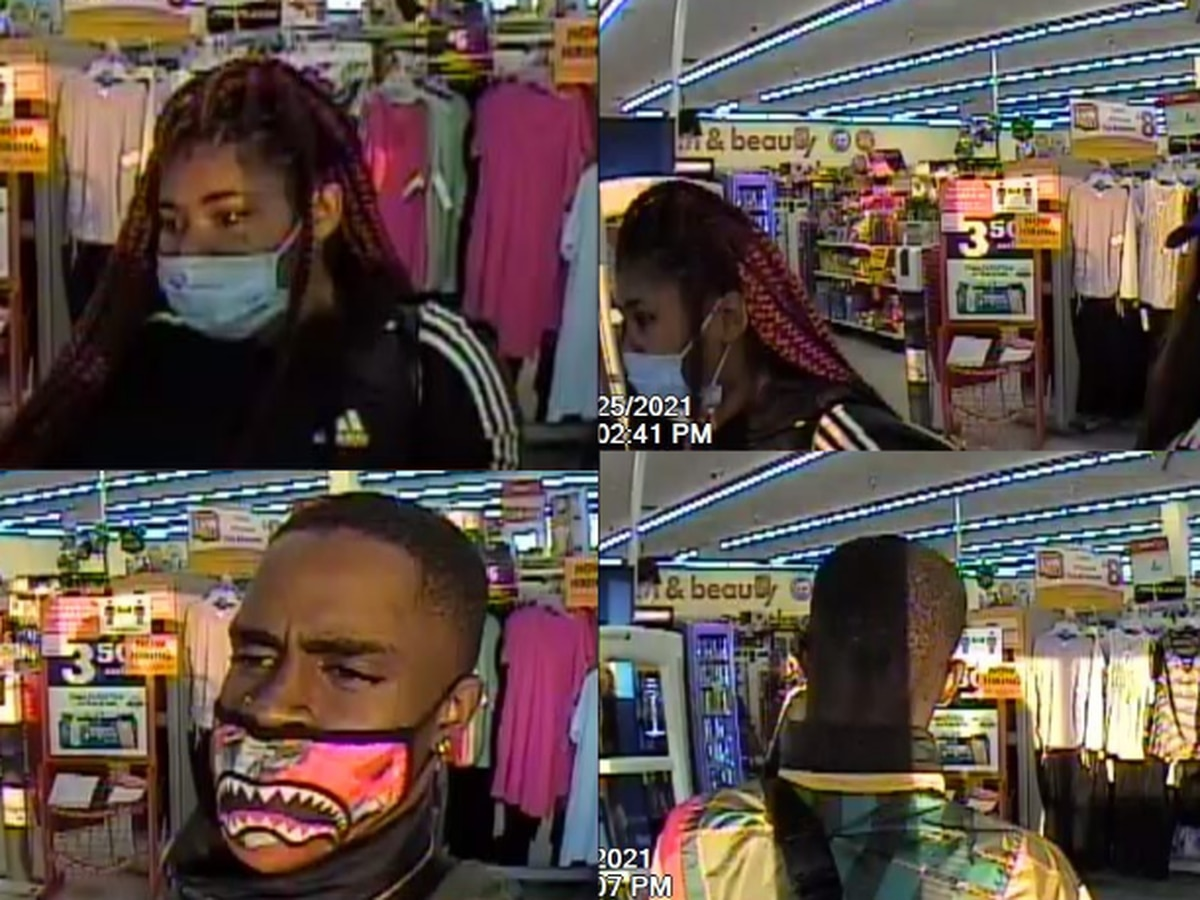 Trio of shoplifters wanted for targeting Lake County dollar stores