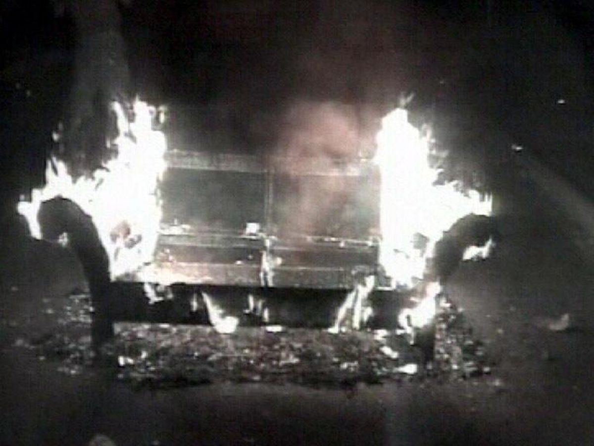 Modern Furniture Can Burn Up To 8 Times Faster Versus