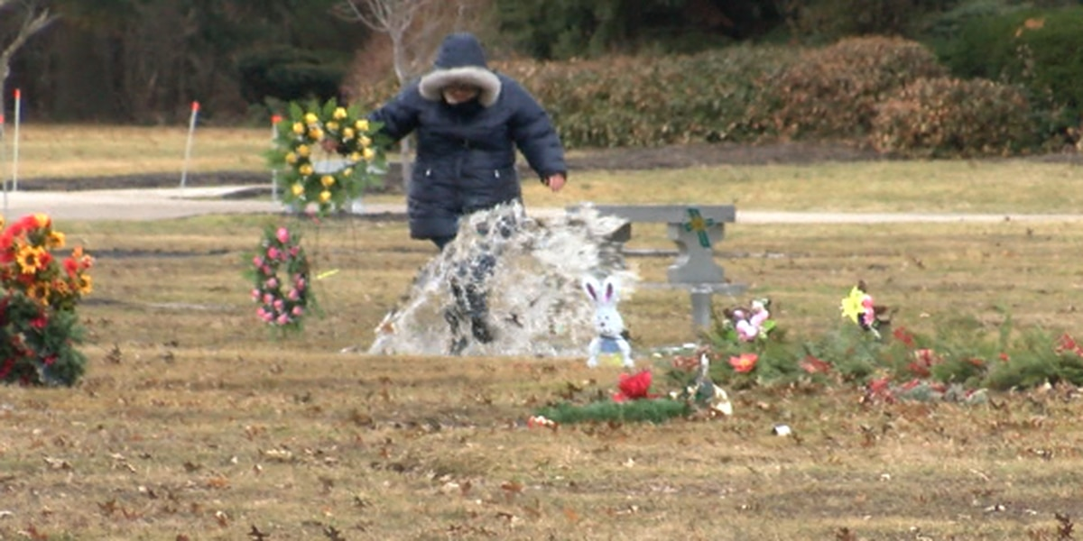 Resthaven cemetery starts repairs after tumultuous debate