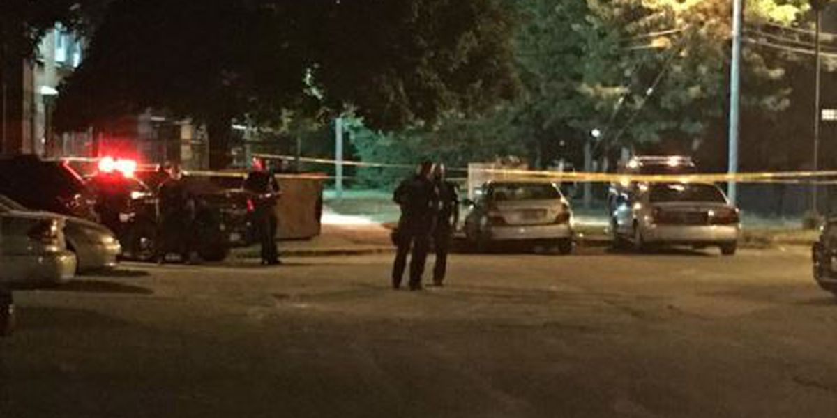 Triple shooting leaves 1 dead, 2 hospitalized on Cleveland's East Side