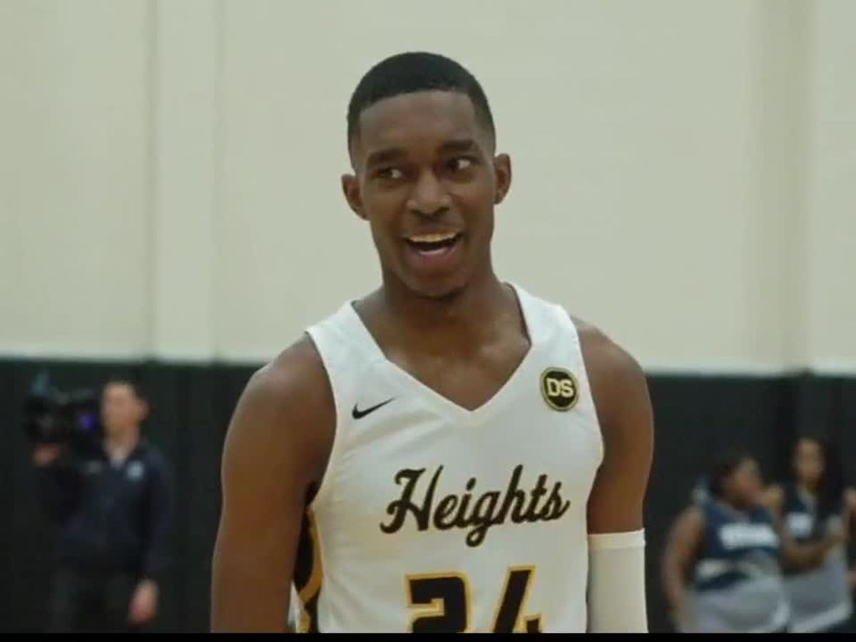"Next up on ""College Stars of the Future"", Cleveland Heights Tigers Hoops star Jae'lyn Withers"