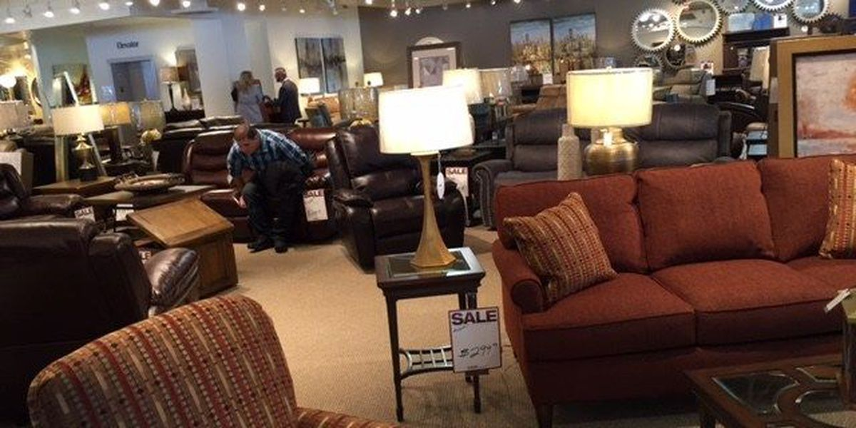 New Levin Furniture adds to Avon business boom