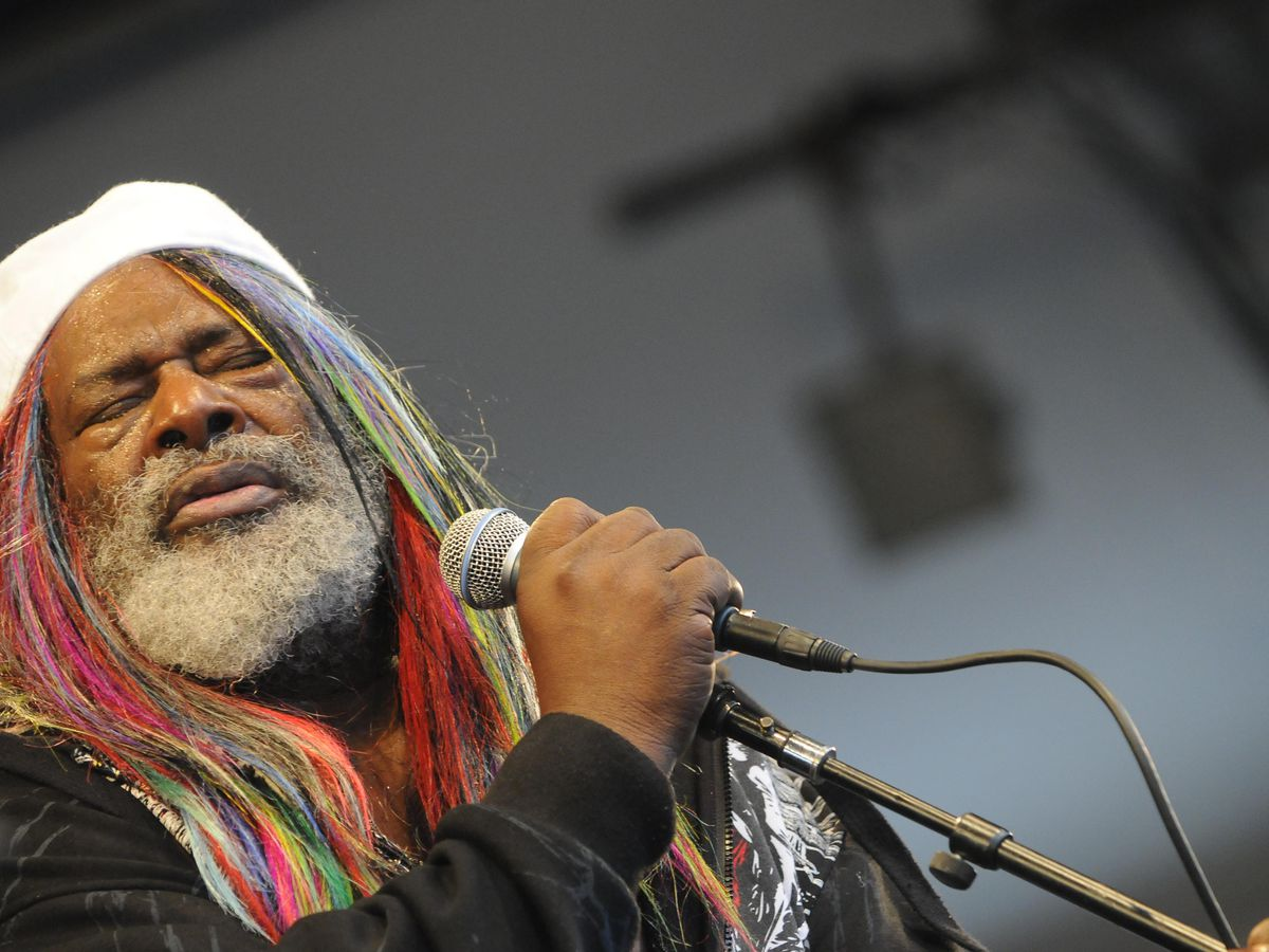 George Clinton, Parliament-Funkadelic bringing farewell tour to Rock Hall in July