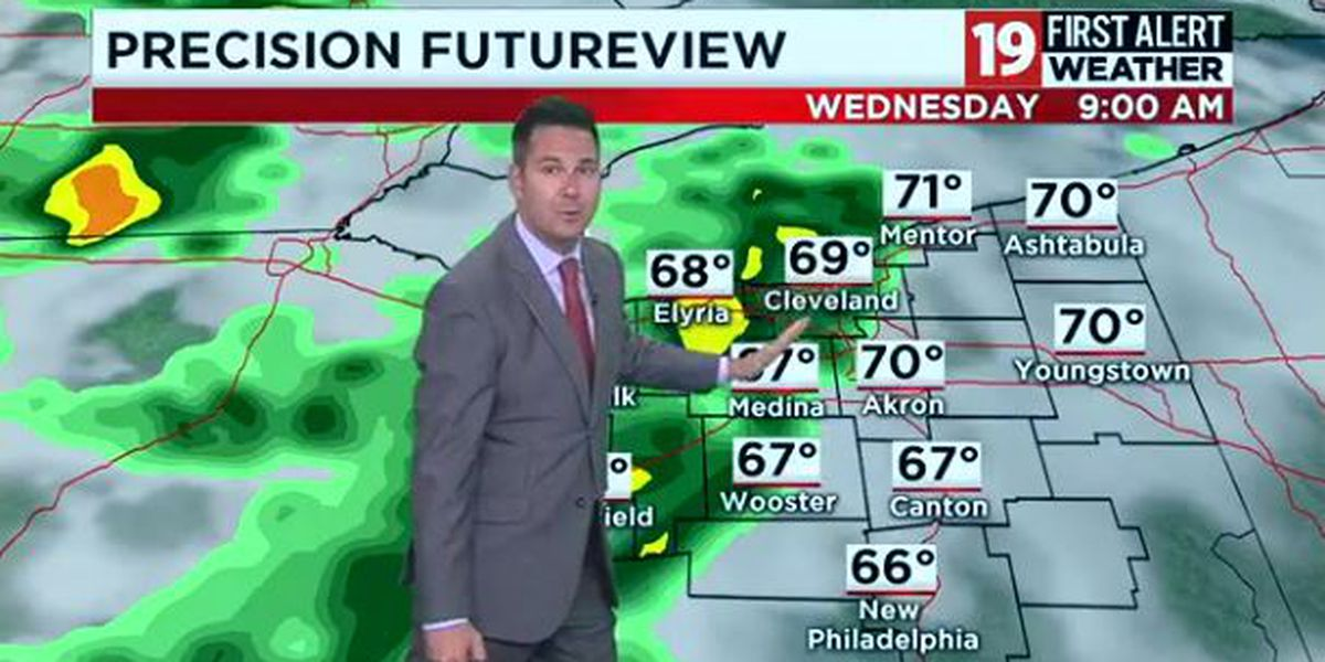 Northeast Ohio weather: Warm weather sticks around this time