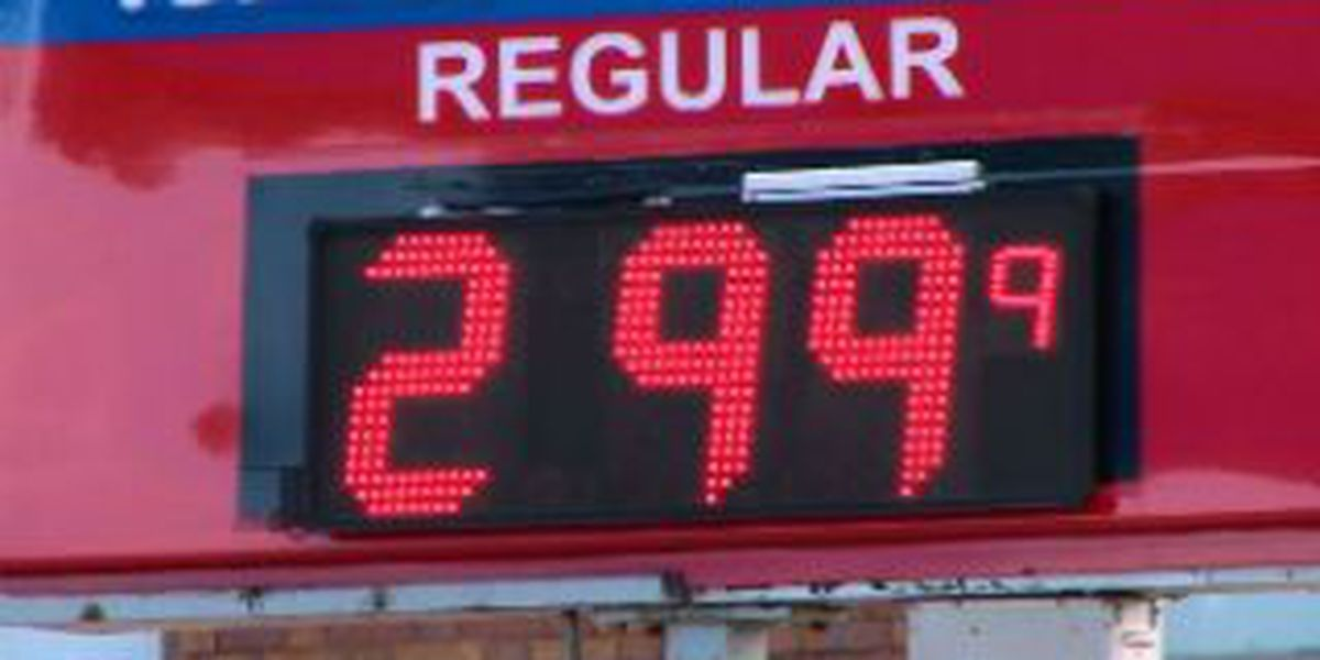 Gas prices giving consumers a nice ride