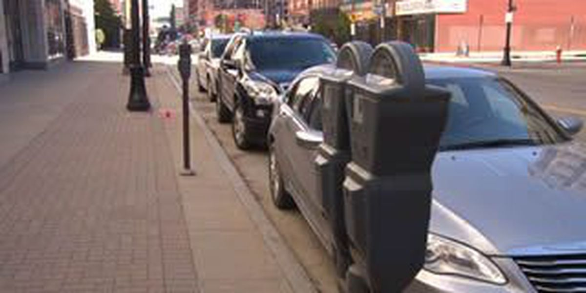 Cleveland begins parking app pilot program