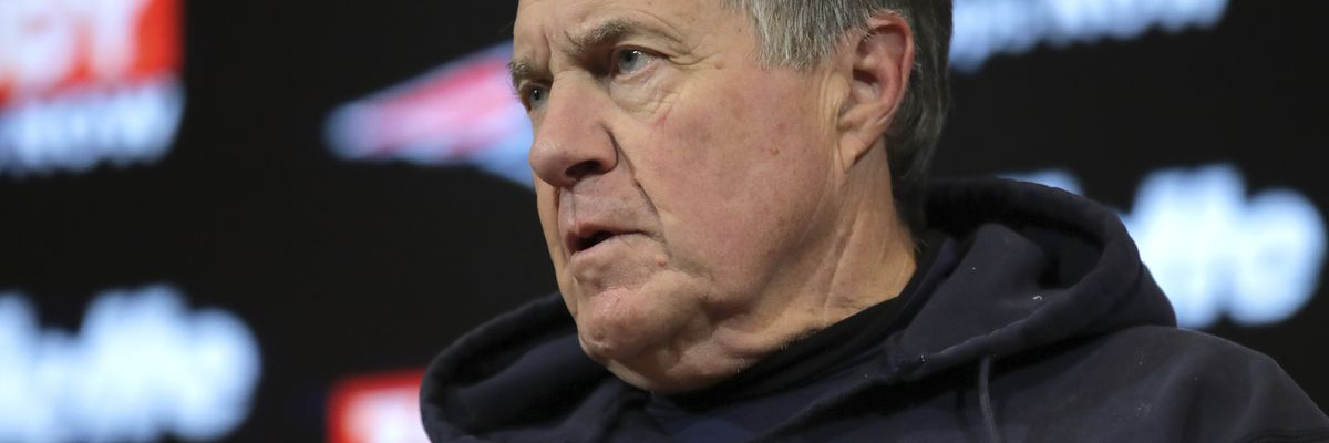 Report: Patriots under investigation by NFL over potential spying at Browns-Bengals game