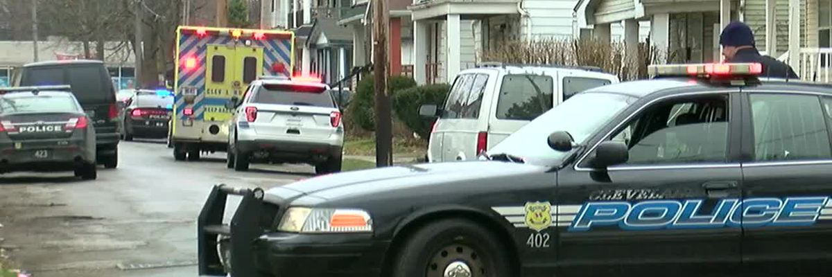 SWAT apprehends teen boy suspected of shooting at Discount Drug Mart security guard on Cleveland's E