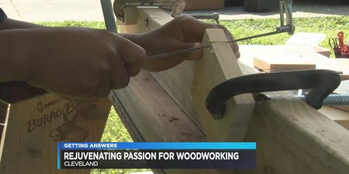 Mobile woodshop promotes woodworking passion and skilled trade interest