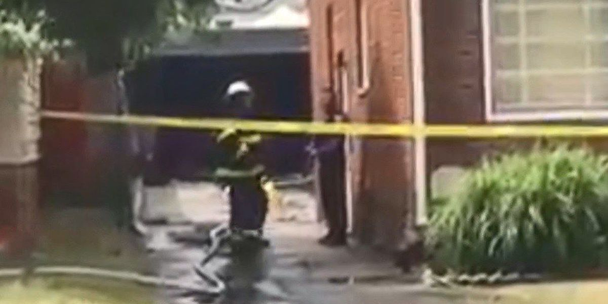 Cause of Parma garage explosion unknown