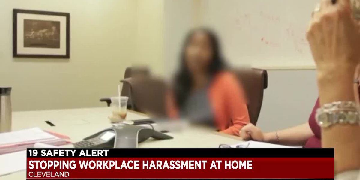 New app gives employees safe way to report workplace harassment