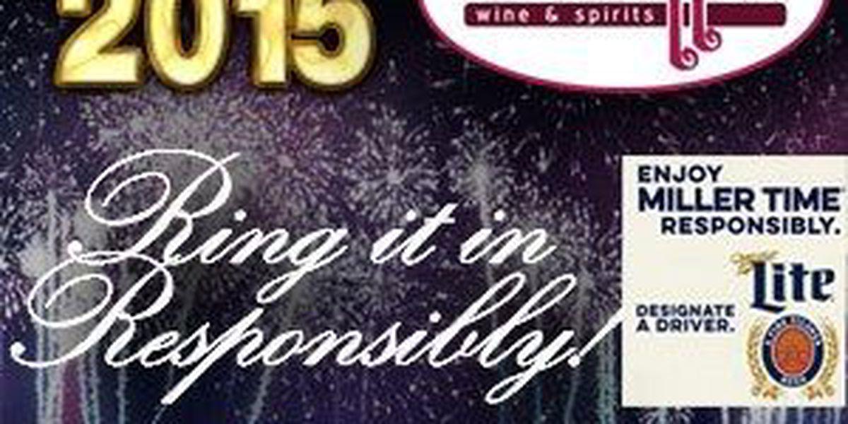 Minotti's Wine & Spirits wishes You a Happy New Year!