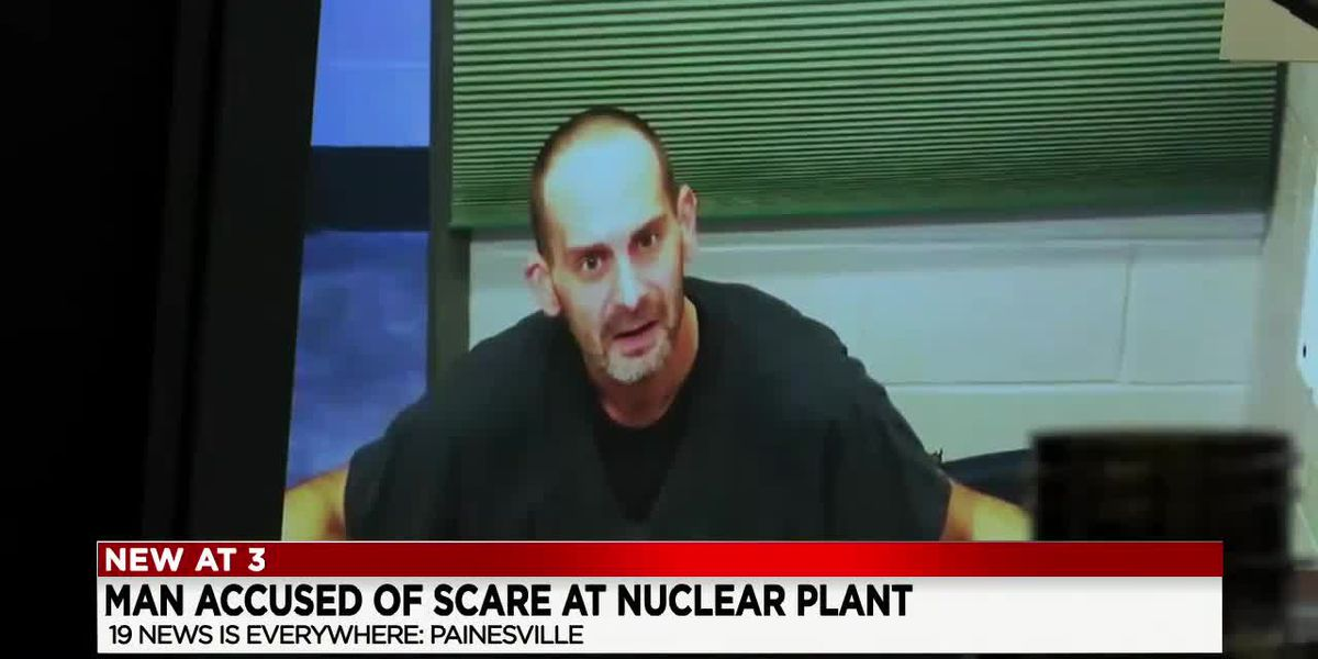 Case involving man charged with nuclear plant bomb threat moved to Lake County Courts
