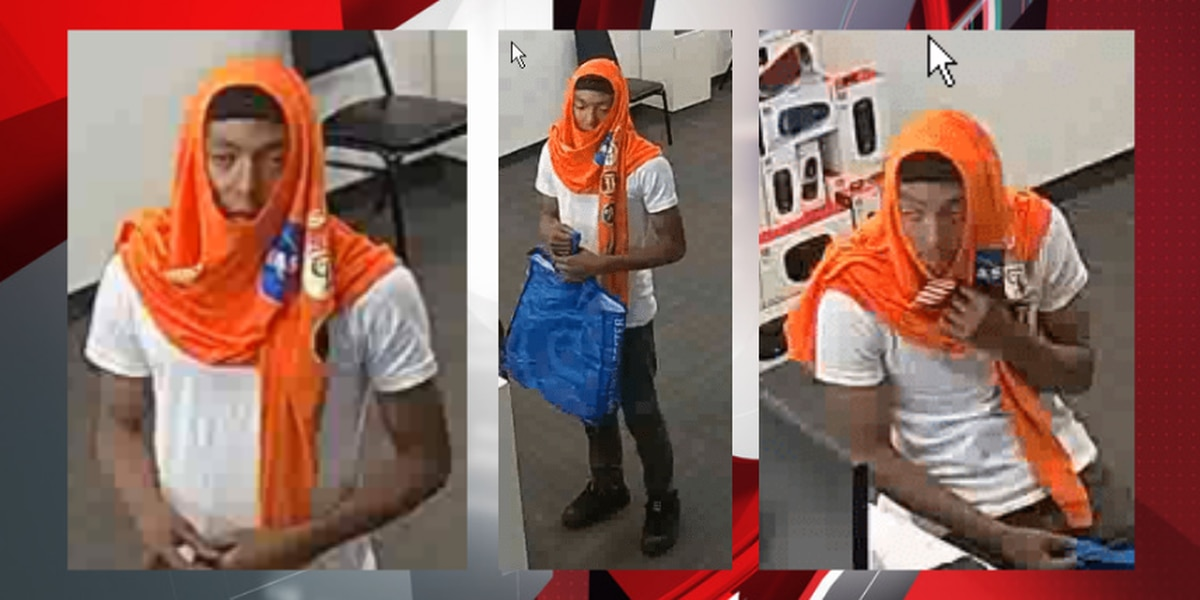 Euclid Police searching for man who robbed Sprint store at gunpoint