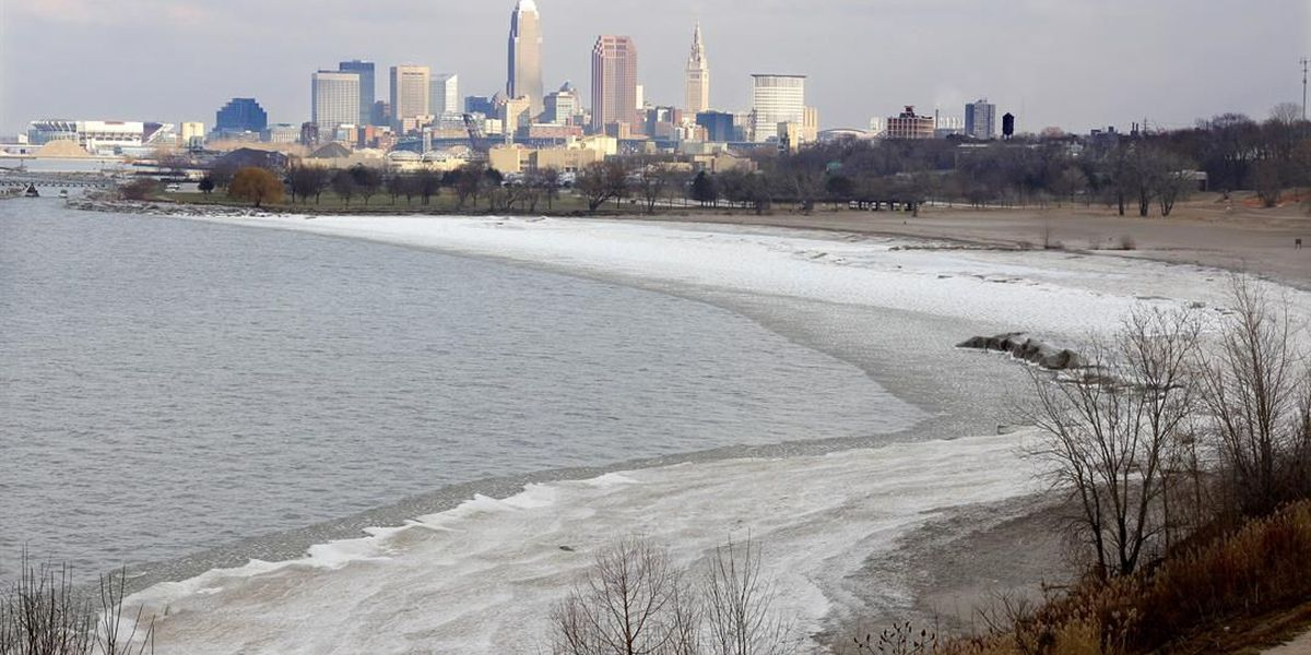 Northeast Ohio weather: Lake effect snow slowly ends through the day