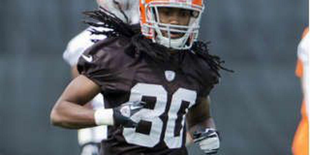 Browns: Travis Benjamin lost for season