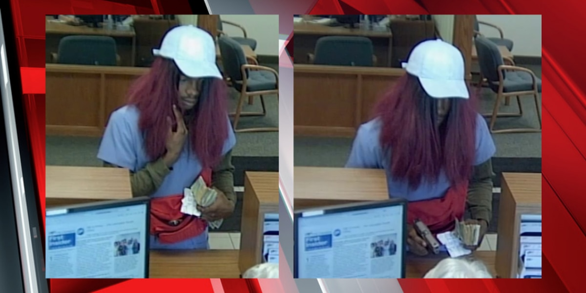 FBI on the hunt for man in pink wig who robbed bank at gunpoint in Cleveland