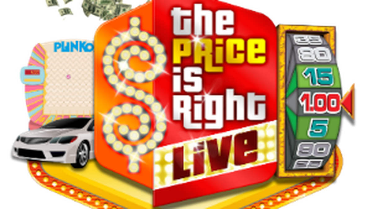 The Price is Right Live ~ Register to WIN Tickets!