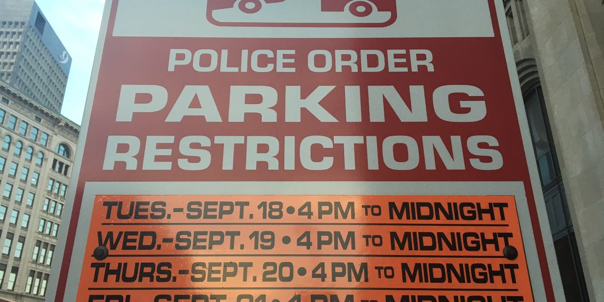 Know the signs: Parking problems in downtown Cleveland