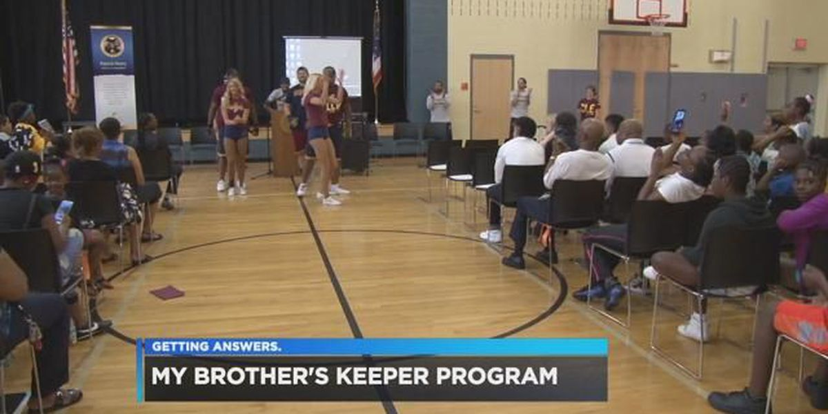My Brother's Keeper chair: The president wants you to know you matter