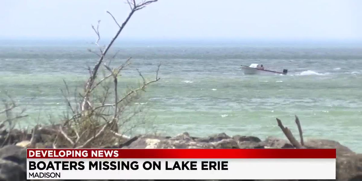 Boaters still missing after disappearing near Geneva-on-the-Lake