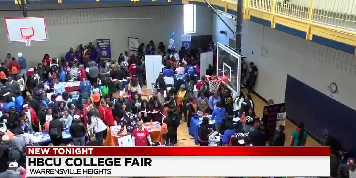 17th annual HBCU college fair draws thousands of students aiming for higher education
