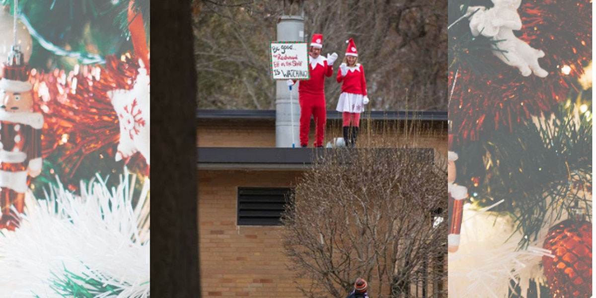 'Elf on the Shelf' comes to life at Avon Lake elementary school