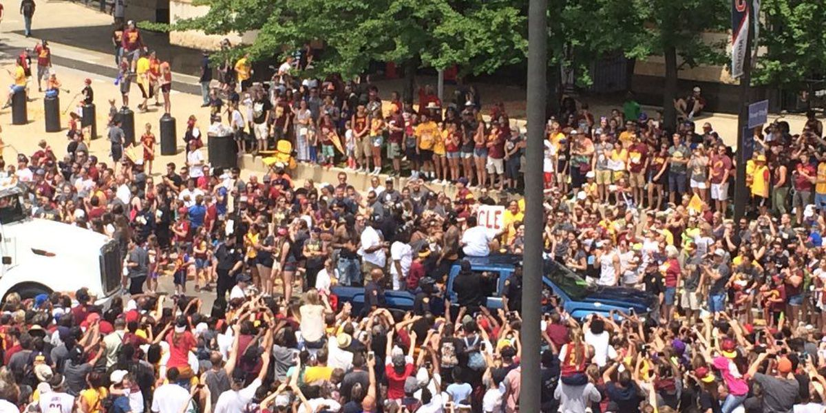 Still time to VOTE! Cleveland Cavaliers nominated for 7 ESPYS (Vote here)
