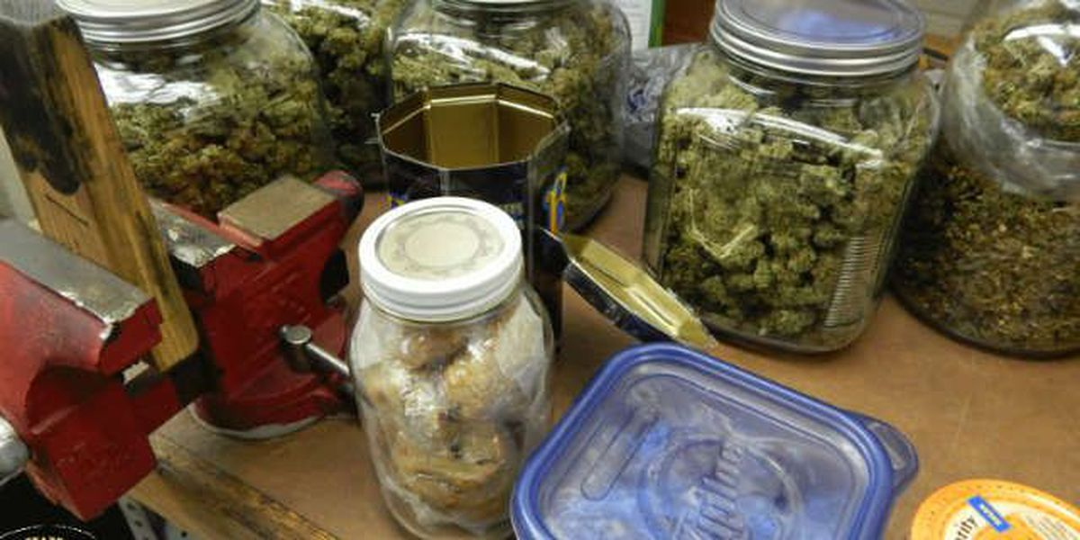 Troopers catch a couple of drug dealers with pot wrapped as Christmas gifts