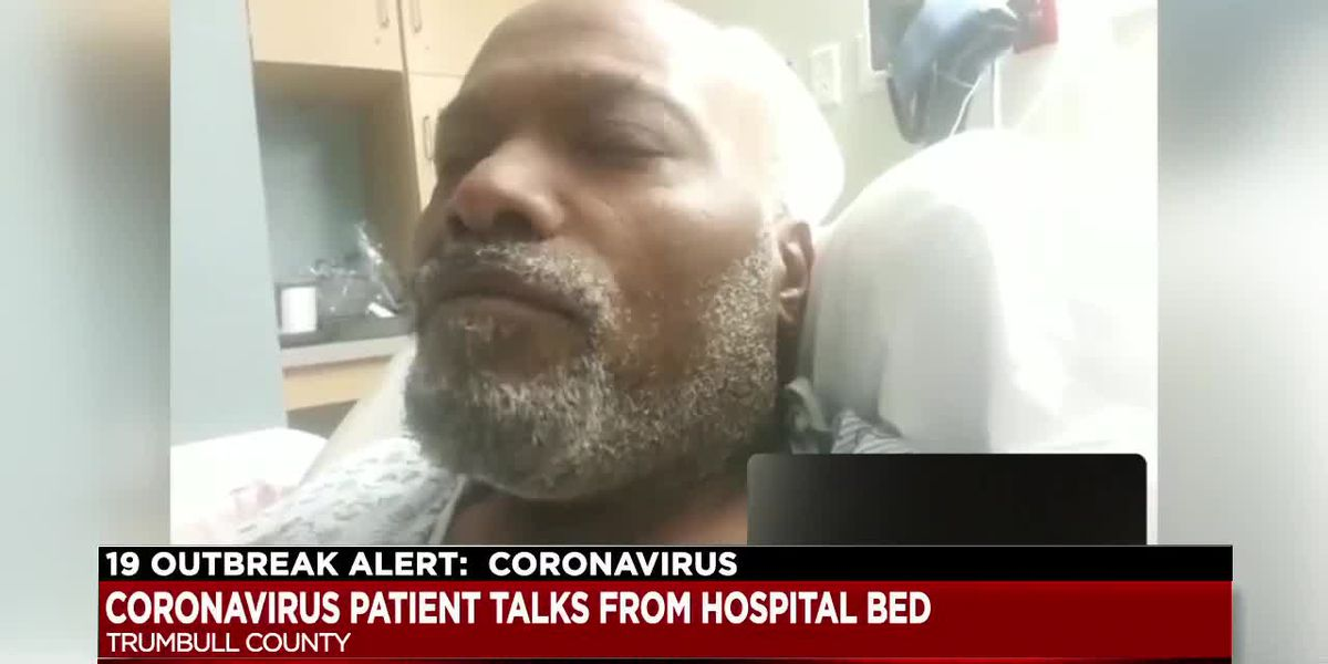 Warren man with coronavirus on his way to recovery