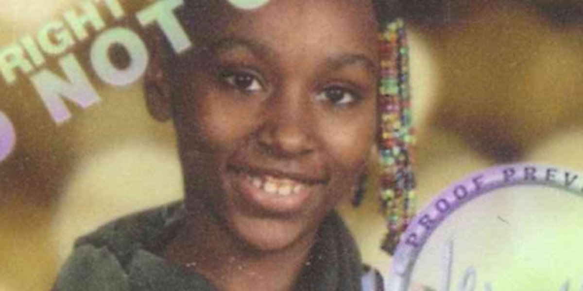 The Cleveland Police trying to find missing 13-year-old girl