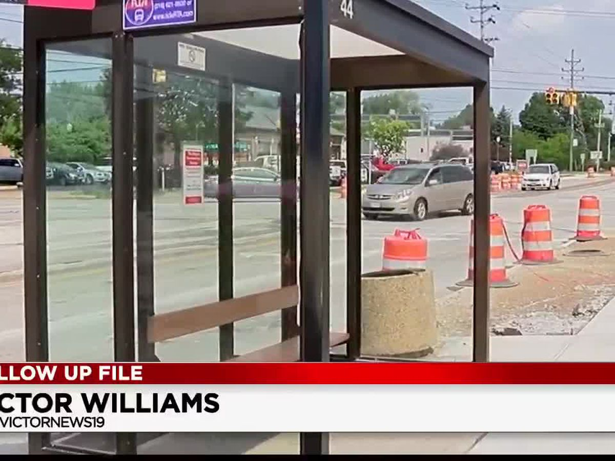 19 Follow-up Files: Parma Heights bus stop no longer a hazard after 19 News intervenes